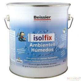 ISOLFIX AMBIENTES HUMEDOS