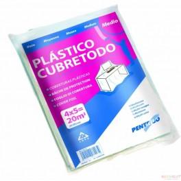 Cubretodo plástico