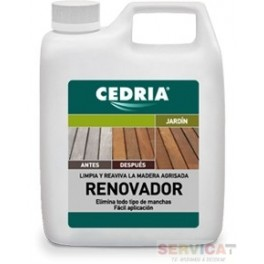 RENOVADOR CEDRIA