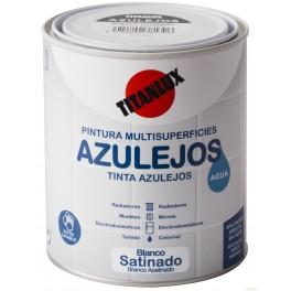 TITANLUX ESMALTE AZULEJOS 750ML.