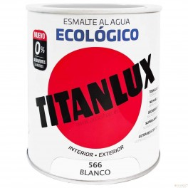 TITANLUX ESMALTE ECOLOGICO BLANCO SATINADO