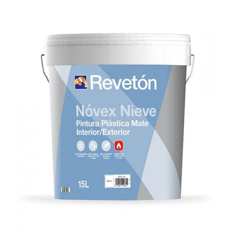 REVETON NOVEX BLANCO NIEVE