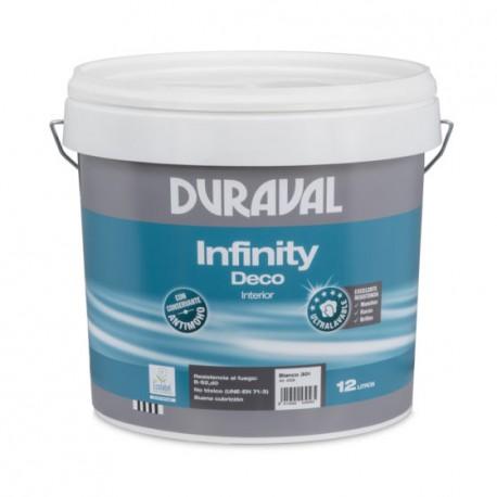 INFINITY DECO DURAVAL BLANCO