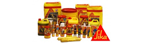 MATERIALES CONSTRUCCION SIKA