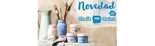 CHALK PAINT Y BELLAS ARTES