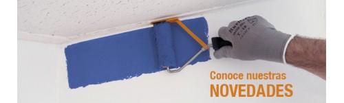 Rodillos brochas y paletinas servicat pintura titanlux - Programa para pintar paredes ...